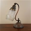 Early electric table lamp (Sold)