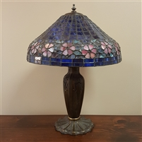 Arts and Crafts Table Lamp