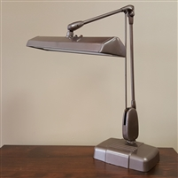 Vintage Dazor Floating Table Lamp