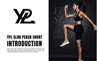 YPL Slim Magic Peach Shorts 2019 3rd Generation 燃脂瘦身蜜桃臀短褲