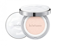 Sulwhasoo Snowise Brightening Cushion Set No.21 雪花秀完美瓷肌氣墊粉霜組