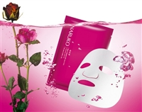 Rose & Botanic HA Aqua Cubic Hydrating Mask EX 10pcs 森玫瑰水立方保濕面膜EX 10入