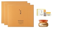 Sulwhasoo Concentrated Ginseng Renewing Creamy Mask 3pcs 雪花秀滋陰生人蔘修護霜面膜