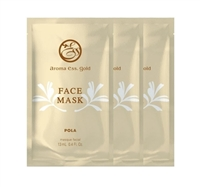 POLA Aroma Ess Gold Facial Mask Japan 3pcs 超保濕修護面膜