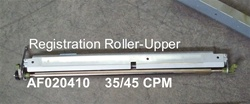 AF020410 Registration Roller - Upper