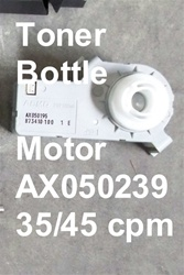 AX050239 DC Motor Toner Bottle