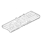 B2234421 (B223-4421) Upper Left Guide Plate