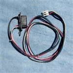 Ricoh B2385398 Main Fuser Harness - Other part numbers B238-5398, B2385319, B238-5319 - For use in Gestetner DSc525, DSc530, DSc520, Lanier LD425c, LD430c, LD420c, Ricoh C2500, C3000, C2000, Savin C2525, C3030, C2020,