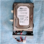 GENUINE RICOH D0295792 HARD DRIVE 3.5 SATA 160GB - OTHER PART NUMBERS D0295791 D0255790 M0265761 M0265760 D0596875 FE1-6203-000 D0295793 D0895765 D0295795 D0295796 WD2500AAKX FE1-6203-00R - FOR USE IN RICOH AFICIOMPC4000 MPC5000 MPC300SR MPC300 MPC400SR M