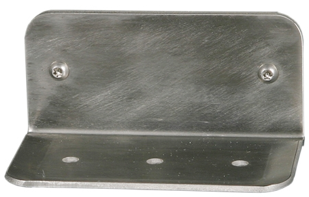 S-4010-SS Heavy Duty Stainless Steel Soap Dish