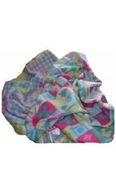 Polar Fleece Security Blankets