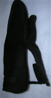 Flapped Mittens with Thumb - Adult
