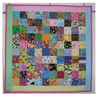 I Spy Squares Quilts