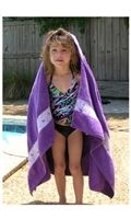 Big Kid's Hooded Towels - Clearance
