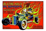 Marco Almera Blazing Haley Original Fine Art Print