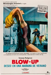 Blow Up Original Argentine One Sheet