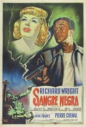 Original Native Son Argentine One Sheet