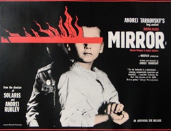 British Quad Mirror Original Movie Poster