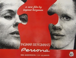 British Quad Persona Original Movie Poster