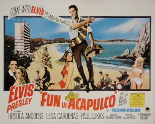 Image result for movie fun in acapulco