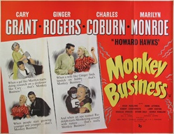 British Quad Monkey Business