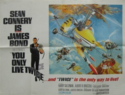 British Quad You Only Live Twice