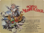 British Quad The Great Muppet Caper