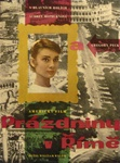 Czech Movie Poster Roman Holiday
