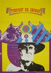 Czech Movie Poster Once Upon A Time In The West