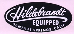 Original Vintage Water slide Decal