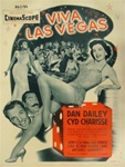 Original French Movie Poster Meet Me in Las Vegas