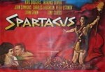 Original French Movie Poster Spartacus
