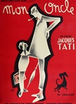 French Movie Poster Mon Oncle