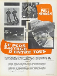 Original French Movie Poster Hud