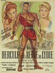 Original French Movie Poster Hercules