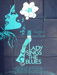 Original French Movie Poster Lady Sings The Blues