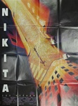 French Movie Poster La Femme Nikita