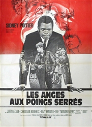 Original French Movie Poster To Sir With Love