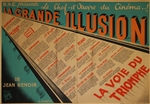 Original French Movie Poster La Grande Illusion
