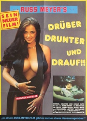 Up! Original German Movie Poster