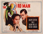 The Third Man Original US Half Sheet