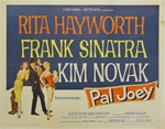 Pal Joey Original US Half Sheet