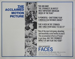 Faces Original US Half Sheet