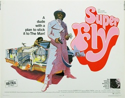 Superfly Original US Half Sheet