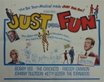 Just For Fun Original US Half Sheet