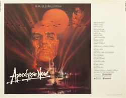 Apocalypse Now Original US Half Sheet