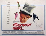 Georgy Girl Original US Half Sheet