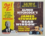 Rear Window US Half Sheet