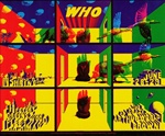 The Who Original Concert Handbill