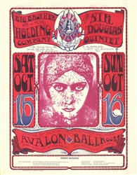 FD 30 Big Brother And The Holding Company Original Concert Handbill